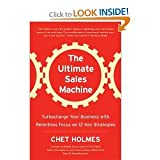 img - for The Ultimate Sales Machine byHolmes book / textbook / text book