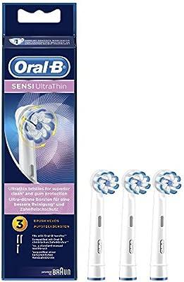 Oral-B Sensi Ultrathin head - Cabezales de Recambio, Blanco, Pack ...