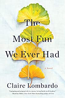 Book Cover: The Most Fun We Ever Had: A Novel