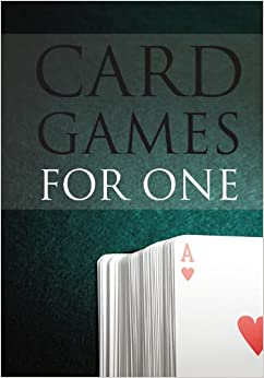 Book Card Games for One