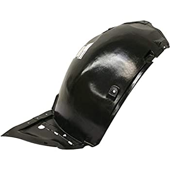 Infiniti NISSAN OEM 09-13 G37-Front Fender Liner Splash Shield Left 63845JK30A