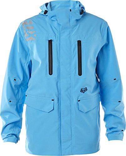 Fox Racing Men's Flexair Jackets,X-Large,Blue