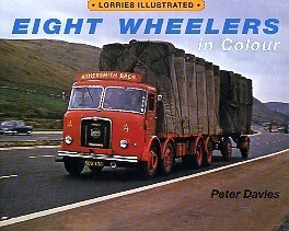 Eightwheelers in Colour by Peter Davies (1996-01-06)