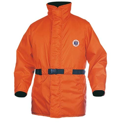 - Mustang Classic Float Coat - Xl - Orange