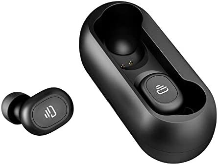 Wireless Earbuds True Wireless Headphone, Bluetooth 5.0 HiFi Stereo Sound Mini in-Ear Sweatproof Headset