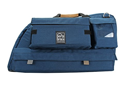 Portabrace ctc-1 Traveling Carrying Case for Sony EX3 Camcorder (Blue)