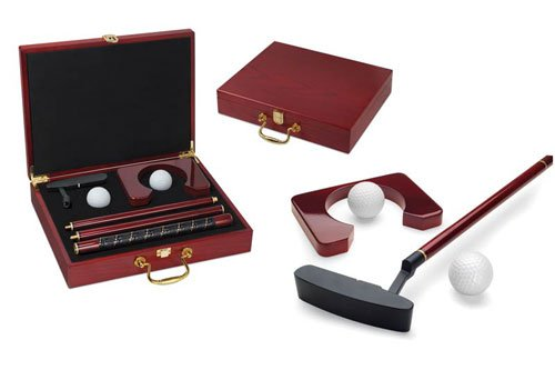 Ace Golf Set-Natural Wood, Outdoor Stuffs