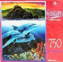 Spiele Dolphins Off Alau Puzzle