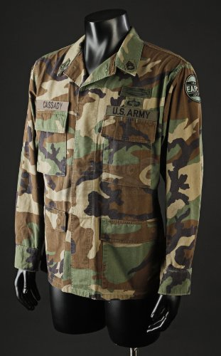 Orginal-Movie-Prop-The-Men-Who-Stare-at-Goats-Lyn-Cassadys-George-Clooney-US-Army-Jacket-Authentic