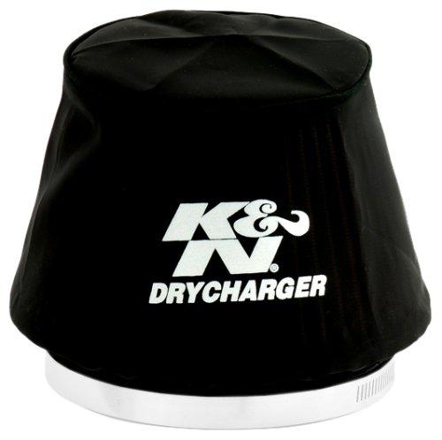 K&N RU-5163DK Black Drycharger Filter Wrap - For Your K&N RU-5163 Filter