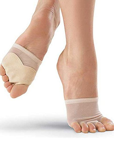 SPRINGWIND Belly/Ballet Dance Toe Pad Foot/Feet Protection gb9zD6rMP4