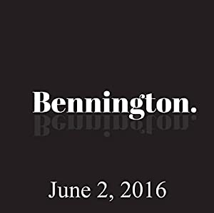 Bennington, Eddie Trunk, Duncan Trussell, June 2, 2016 Radio/TV Program