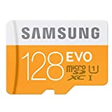 Samsung 128GB EVO Class 10 Micro SDXC Card with Adapter up to 48MB/s (MB-MP128DA/EU)