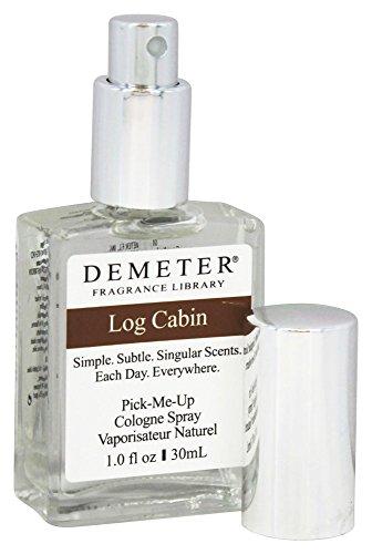 (Demeter Cologne Spray, Log Cabin, 1 oz.)