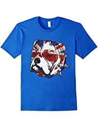 English Bulldog Union Jack Shirt : Breed Owner Dog Puppy