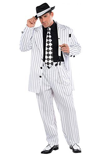 Pinstripe Daddy - Standard (1920 Gangster Costumes)