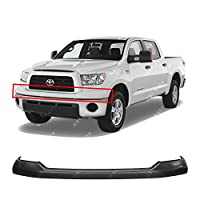 MBI AUTO - Primered, Front Bumper Cover Upper Pad for 2007-2013 Toyota Tundra 07-13, TO1014100