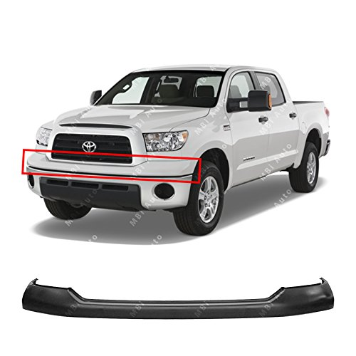 MBI AUTO - Primered, Front Bumper Cover Upper Pad for 2007-2013 Toyota Tundra 07-13, TO1014100 ()