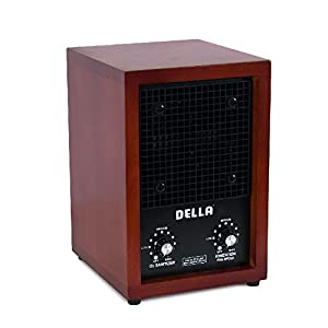 Della ionic air purifier ozone ionizer cleaner for Office air purifier amazon