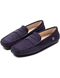 "<span class=""a-offscreen"">[Sponsored]</span>Men's Classical Fashion Slip-on Driving Casual Loafer Shoes Loafers in Smooth Leather 2016 Collection"