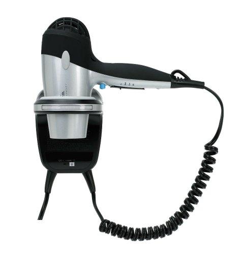 Sunbeam HD3003-005 1500 Watt Wall Mount Hair Dryer with LED Night -