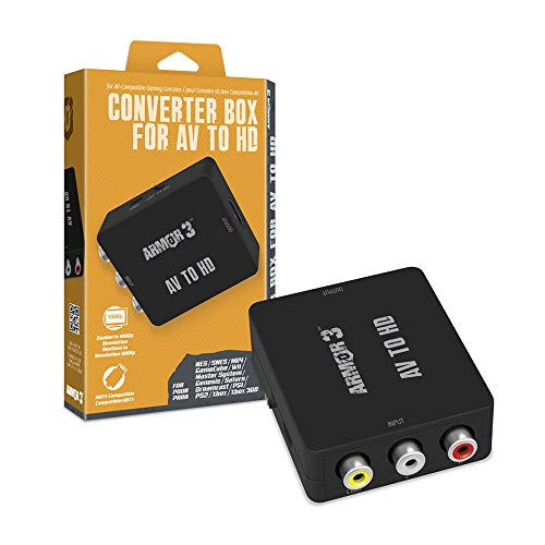 Armor3 Converter Box for AV to HD