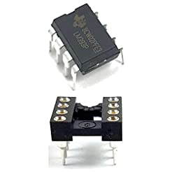 Texas Instruments LM393P LM393 IC Dual D...