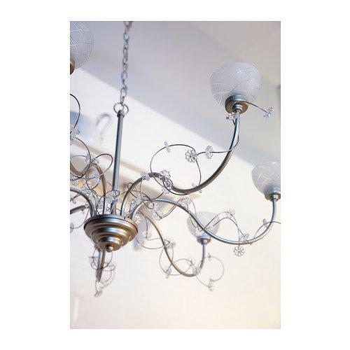 Ikea soder chandelier 7 armed amazon kitchen home aloadofball Gallery