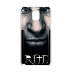 the rite Samsung Galaxy Note 4 Cell Phone Case White Customized Toy pxf005-7818779