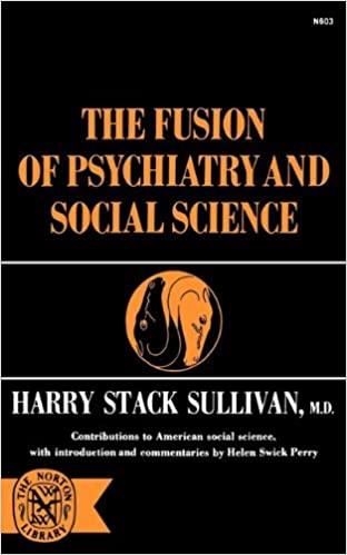 Fusion Of Psychiatry (The Norton Library) by Harry Stack Sullivan (1971-10-17)