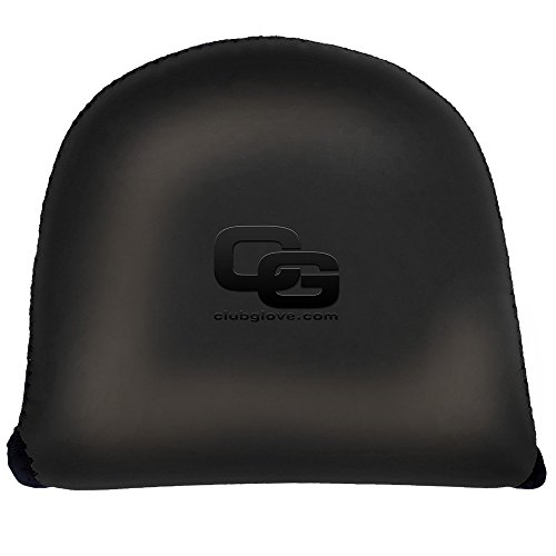 Club Glove Iron Headcovers (Club Glove Futura Gloveskin Mallet Putter Cover (Black))