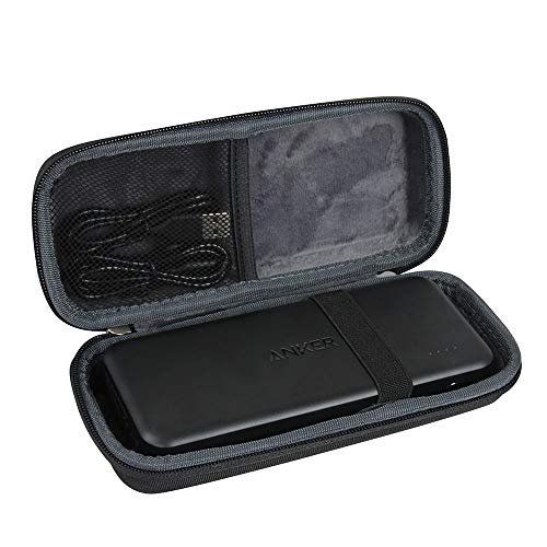 Hermitshell Hard EVA Travel Case fits Anker PowerCore II 20000 Portable Charger 20000mah Power Bank