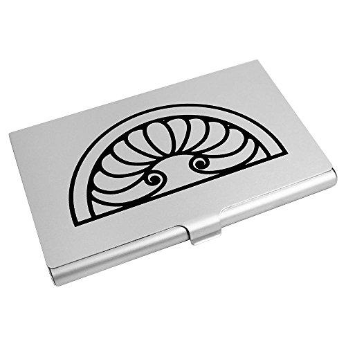 Card Design' Credit Holder Card Business Azeeda Wallet CH00001351 Georgian 'Half nR0gqxAO