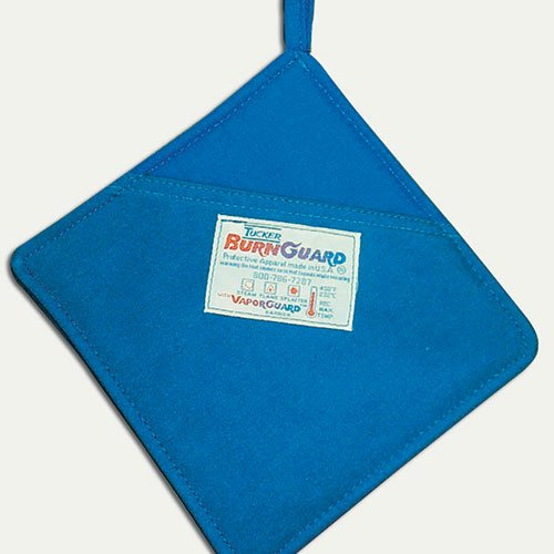 - Tucker Safety Products 08000 Burnguard Hot Pad With Hand Pocket