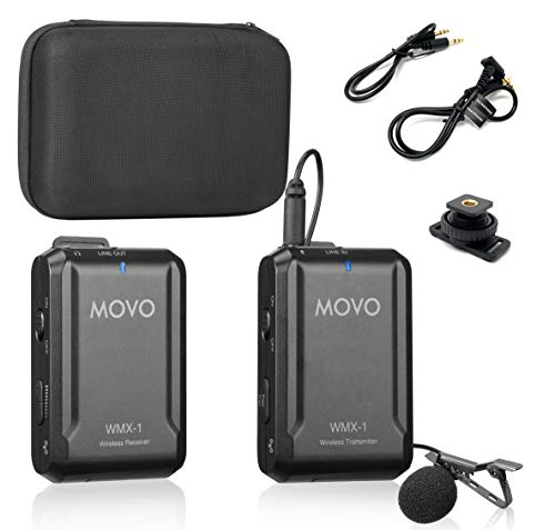 Movo WMX-1 2.4GHz Wireless