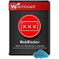 WatchGuard | WGM57101 | WatchGuard WebBlocker 1-yr for Firebox M570