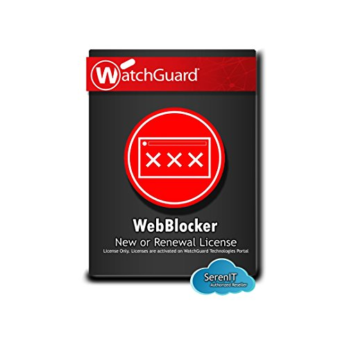 WATCHGUARD WG019311 WG019311 WatchGuard XTM 25/25W 1-yr WebBlocker WG019311 - Watchguard Wg019311 Xtm 2525w 1-yr Webblocker by WatchGuard