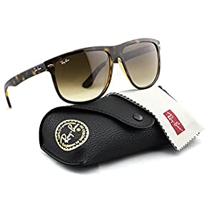 Ray-Ban RB4147 710/51 Sunglasses Tortoise / Light Brown Gradient Lens 60mm
