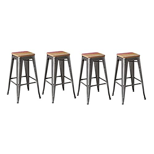 Wood Top Bar Stools Pozicky Co