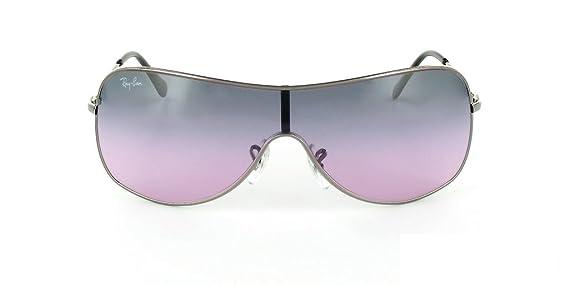 Ray Ban Junior RJ9507S GunMetal/Violet Gradient Sunglasses (RJ9507S-200-90-21-00-115) csvwot4