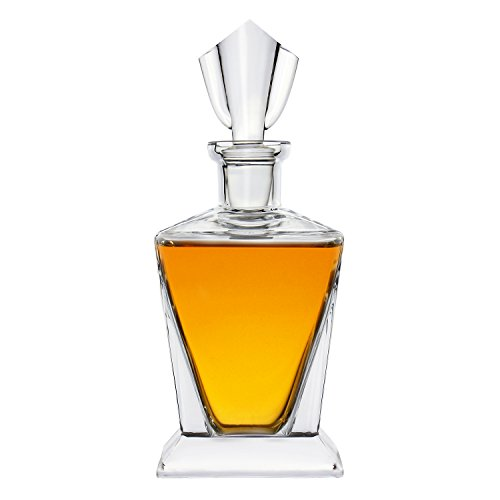 - Ravenscroft Crystal Bishop Decanter