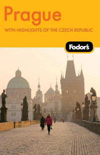 Fodor's Prague, 3rd Edition: with Highlights of the Czech Republic (Travel Guide)