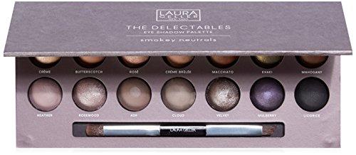 Laura Geller New York The Delectables Eyeshadow Palette In Smokey Neutrals