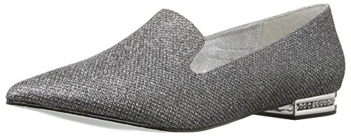 Slip Papell Gunmetal Adrianna Taylor Women's Loafer On qtqn7xZ