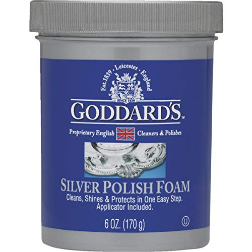 Silver Foam - 707085 Pack of 5 ()
