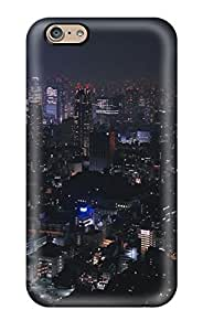 Ypggdru12129GzjGb Tpu Case Skin Protector For Iphone 6 Tokyo By Night With Nice Appearance