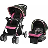 Graco Comfy Cruiser Click Connect Travel System - Maci