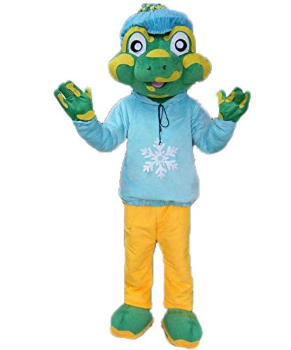 Adults Snake Mascot Costume Team Mascots Sports Mascot Outfits Custom Made Mascot for Advertising -