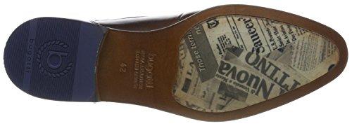 Bugatti Uomini 312419011100 Derby Marrone (testa Di Moro)