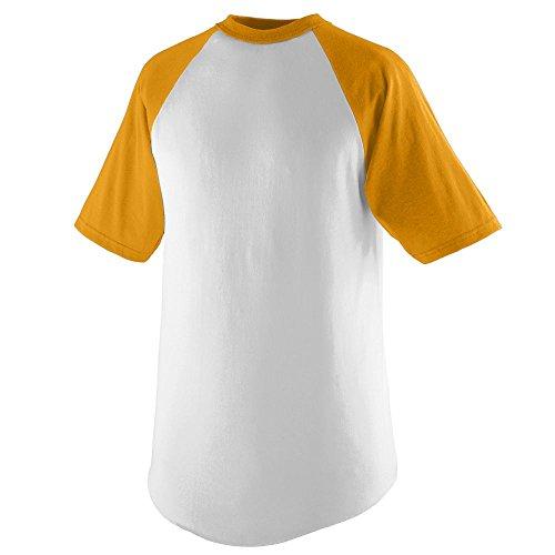 Augusta Sportswear Short Sleeve Baseball Jersey, XX-Large,